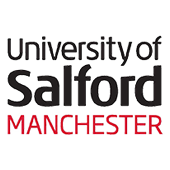 Footer university of salford