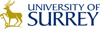 Footer university of surrey
