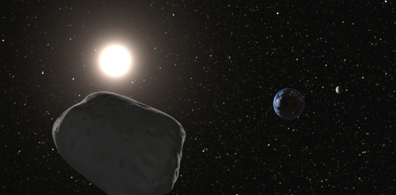Asteroid mining will happen ... but Australia will miss ... Rosetta