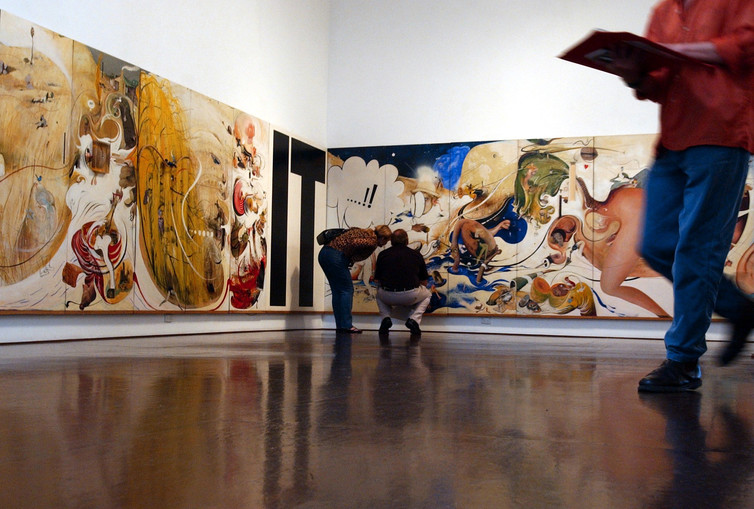 in the studio by brett whiteley essay David preston artist studio – news – events david preston artist's studio is situated in the heart of uki village in the tweed valley, northern nsw the studio features recent and past works of the artist, including paintings and lino cut prints.