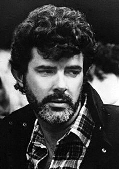A young George Lucas