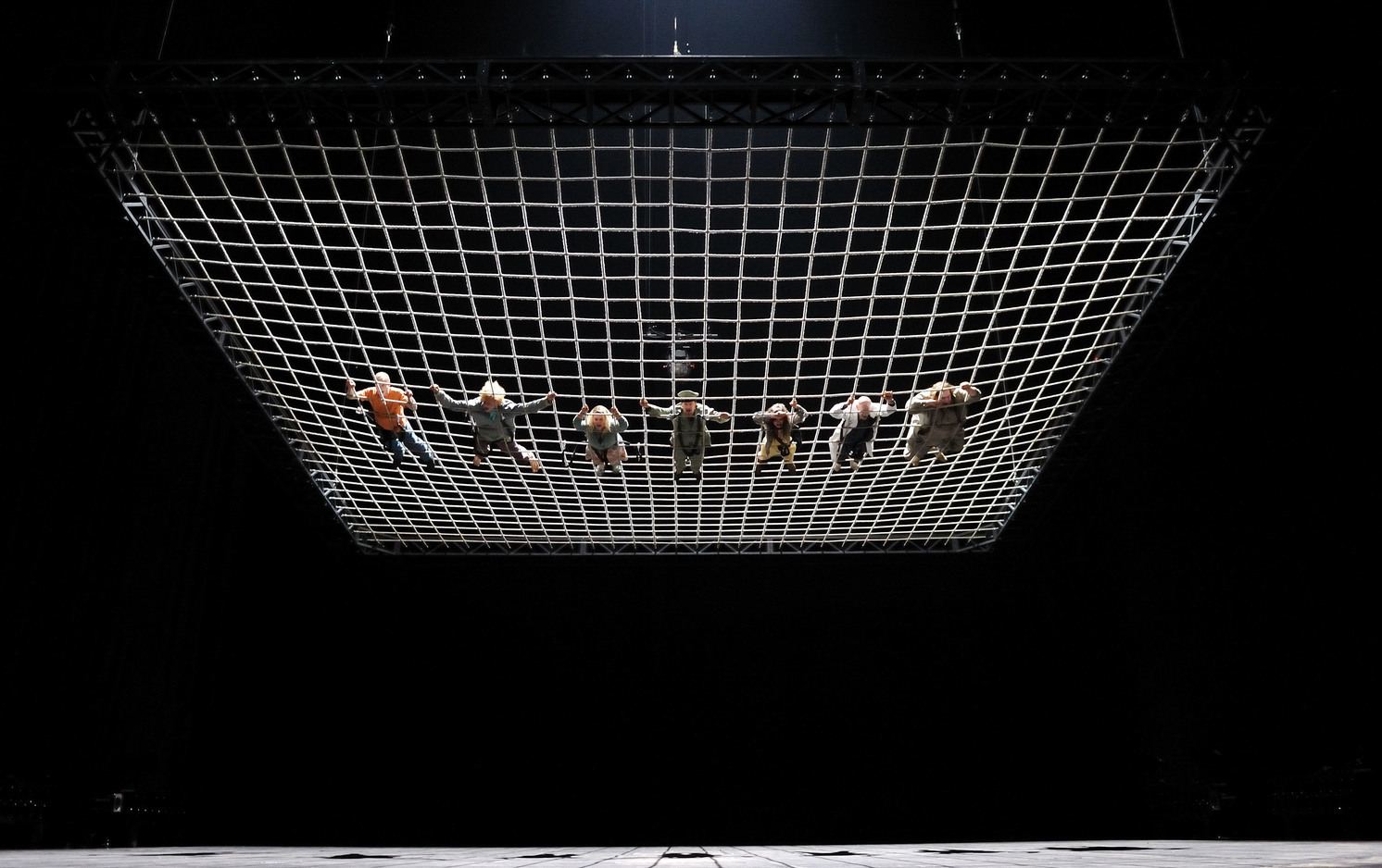 Barely Hanging On Woyzeck At The Sydney Festival