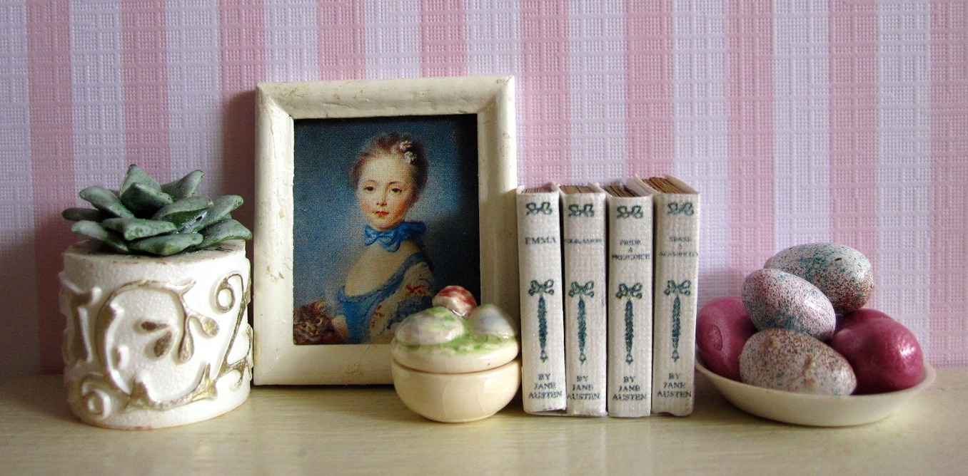 Jane Austen Book Titles