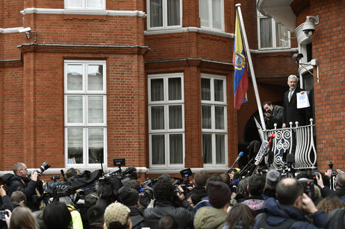 Julian Assange verdict: how this curious episode might be brought to an end