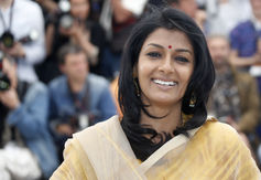 Indian actress and film director Nandita Das, who started the 'Dark is beautiful' campaign Reuters/Jean-Paul Pelissier