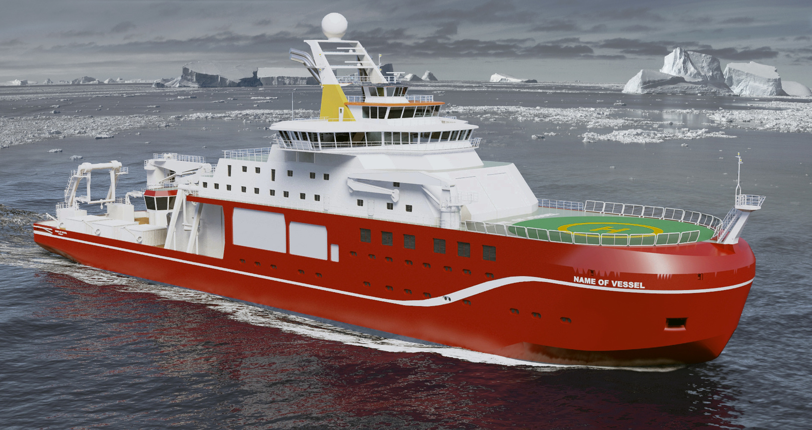 RRS Boaty McBoatface: life aboard a scientific research