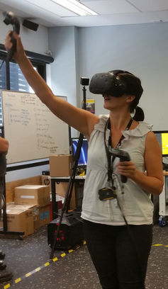 the applications of virtual reality in the field of science 5 fields virtual reality is about to revolutionize technology  but virtual reality has applications reaching far beyond games and even beyond entertainment here are some of the more.