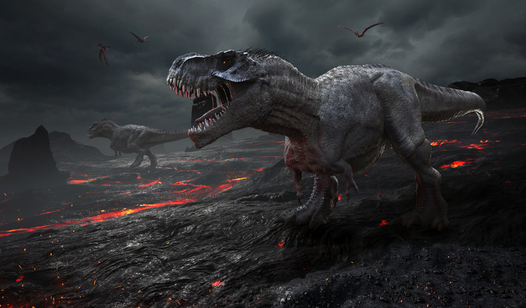 dinosaur killing asteroid size - photo #13