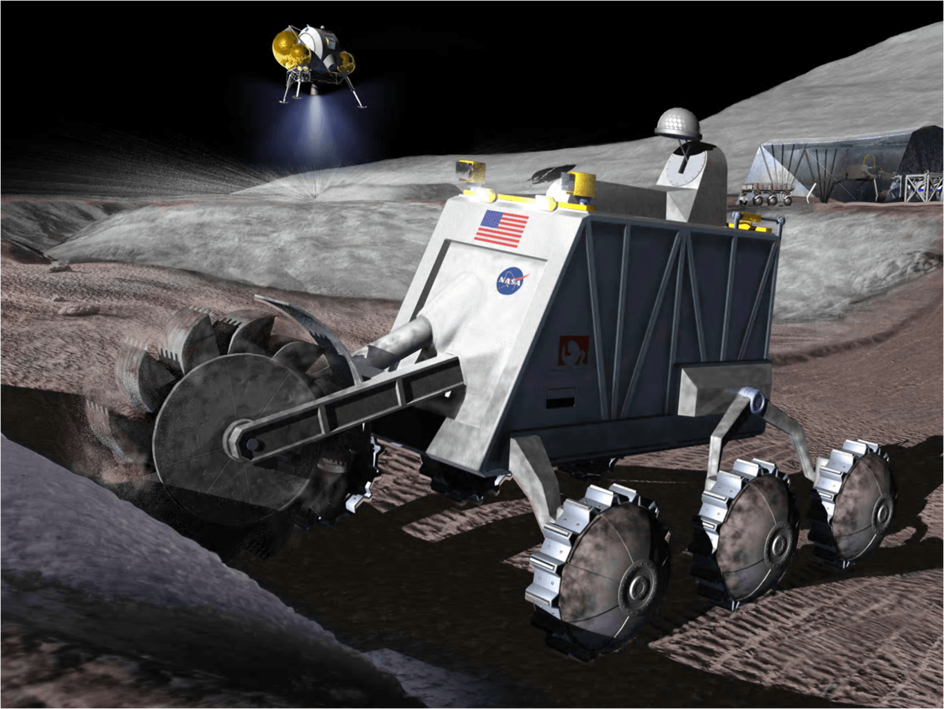 all of humanity should share in the space mining boom the next mining boom could happen in space