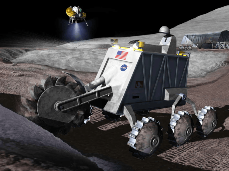 All Of Humanity Should Share In The Space Mining Boom – Opinion (theconversation.com)