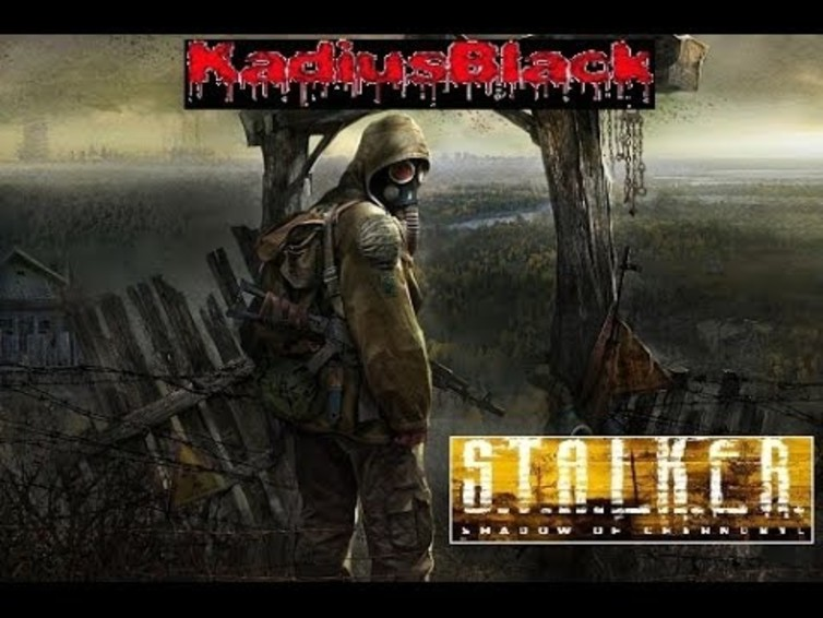 The S.T.A.L.K.E.R video game. youtube, CC BY-SA