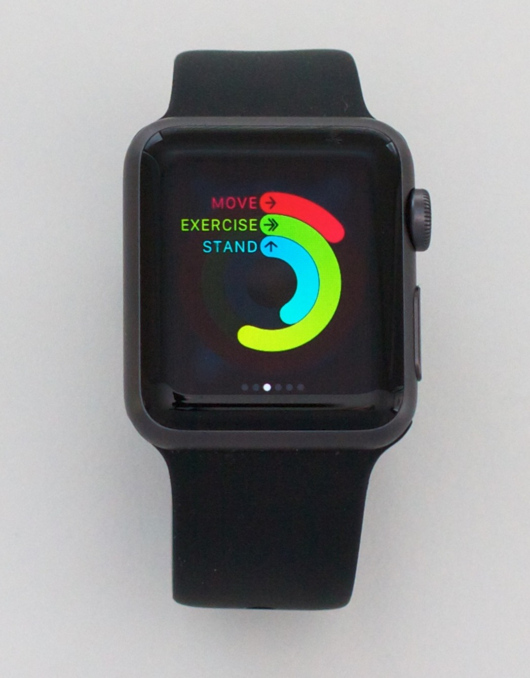 Apple Watch Exercise Ring