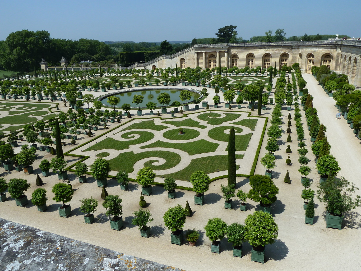 Versailles why world leaders should heed warnings from for Garden design versailles