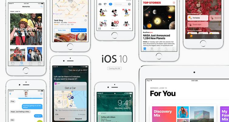 Apple has recently announced iOS 10. Apple