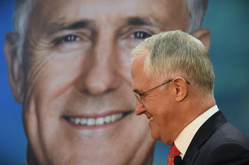 Malcolm Turnbull: a prime minister on probation in search of a mandate