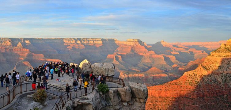 Americans think national parks are worth US$92 billion, but we don't fund them accordingly