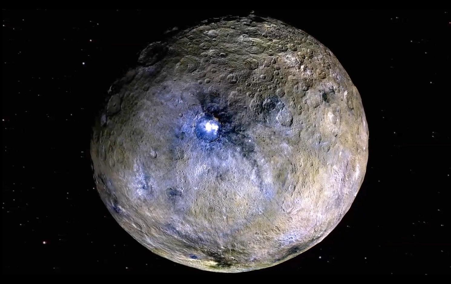 New dwarf planet in the outer solar system