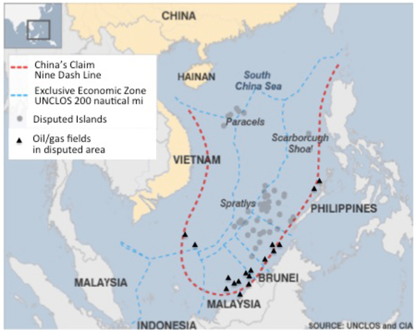 Whats At Stake In Chinas Claims To The South China Sea - Us map in chinese