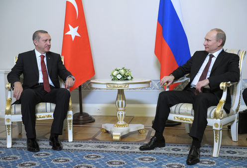 Turkey mends fences with Israel and Russia – thawing two of its frostiest relationships