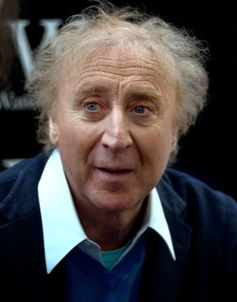 Gene Wilder in 2007.  Caroline Bonarde Ucci, CC BY