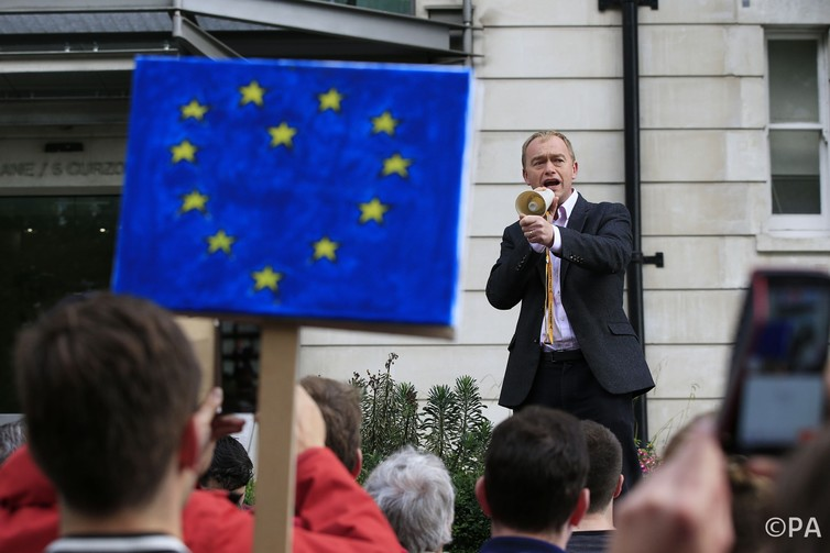Tim Farron: I want my country back