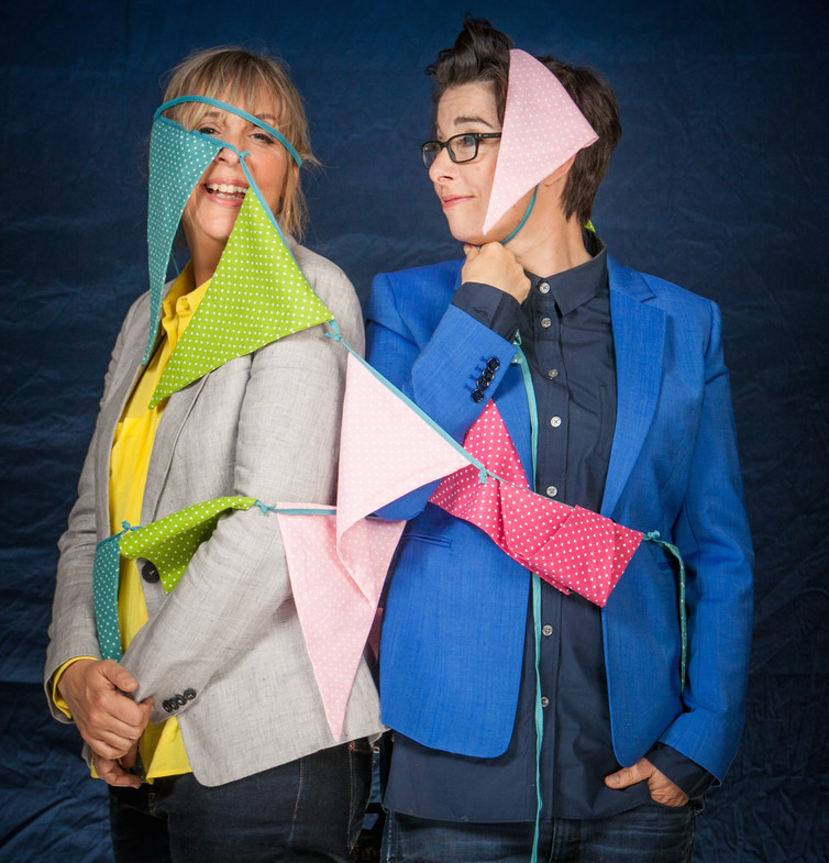 Mel and Sue slipped some innuendo into their GBBO resignation letter