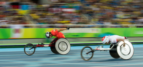 Technology matters in the Paralympics, but the athlete matters more