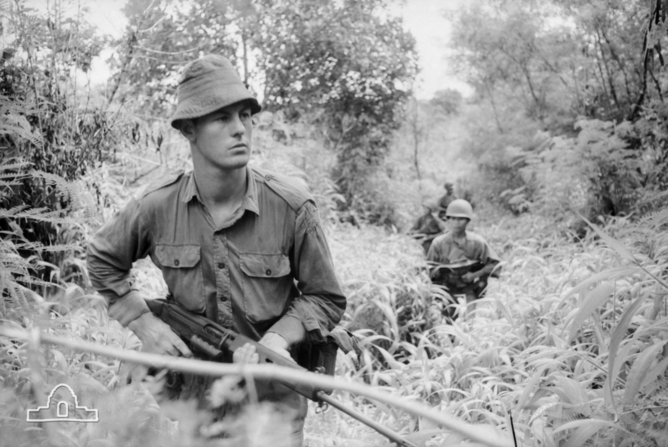 an analysis of the relationship between the soldiers of the vietnam war Infantryman cyril rick rescorla, whose photo graced the cover of we were soldiers once    and young, on patrol in vietnam in 1965 he survived the war -- and was morgan stanley dean witter's security chief when he died in the twin towers on 9/11.