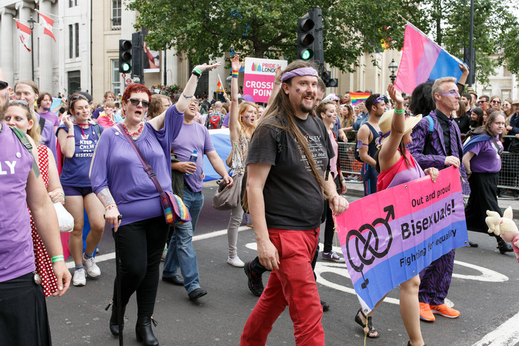 Bisexual communities europe