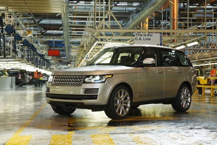 CAPTION: Jaguar Land Rover is rethinking its direction of investment post-Brexit. Land Rover MENA, CC BY