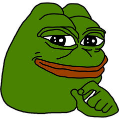 Pepe the Frog.  Lwilson262/Wikimedia Commons, CC BY-SA