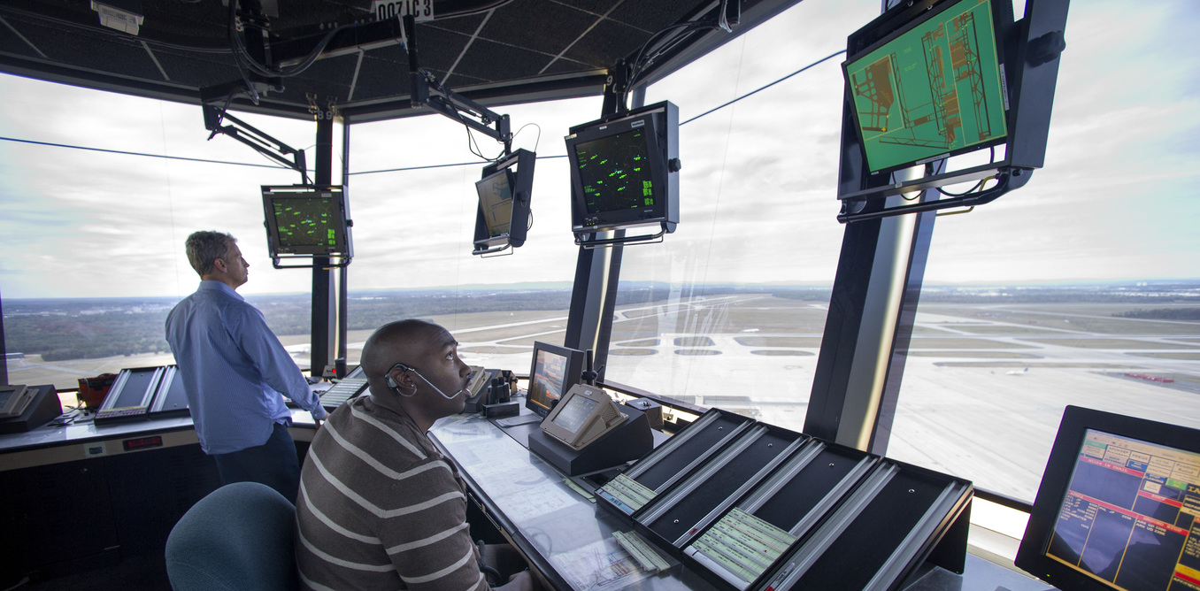 Air Traffic Controller 10 colleges and their states