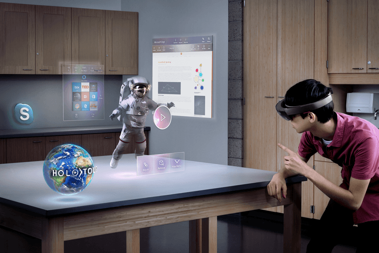 Microsoft Hololens: who cares how it looks when it works? Microsoft