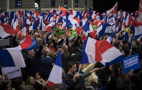 French election 2017: meet the candidates