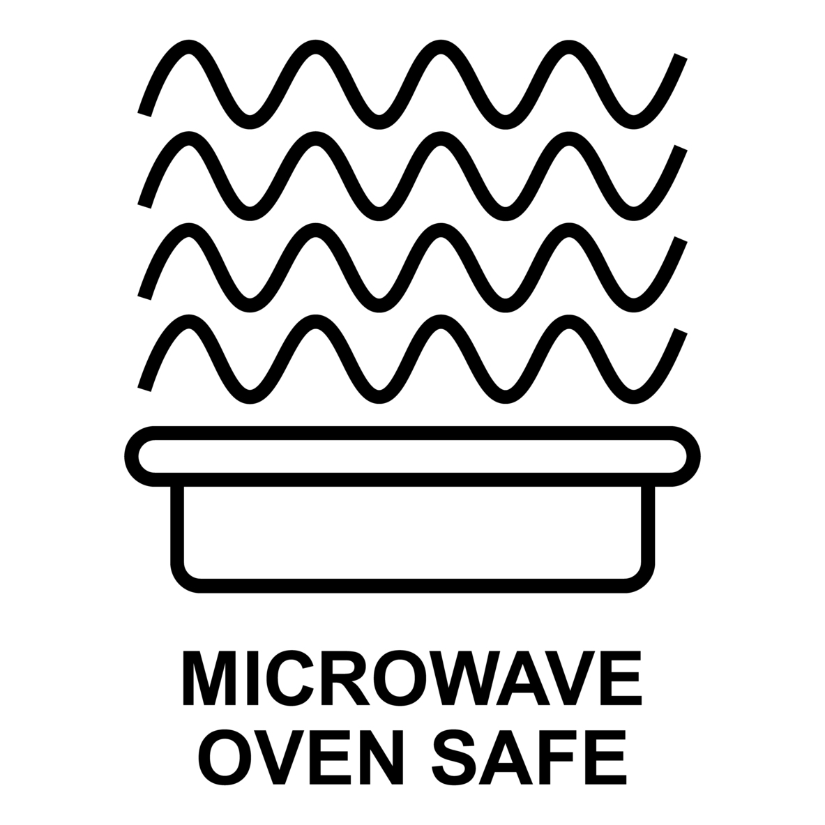 Health check is it safe to microwave your food the science if your packaging has a microwave safe symbol it is safe to use in the microwave from shutterstock biocorpaavc Images