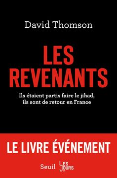 "Le livre ""Les Revenants"" par David Thomson"