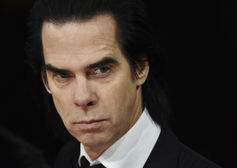 Composer of the score for 'Mars', Nick Cave. Credit: Reuters