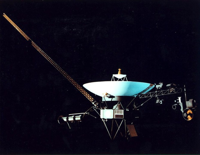 exiting solar system voyager 1 - photo #19