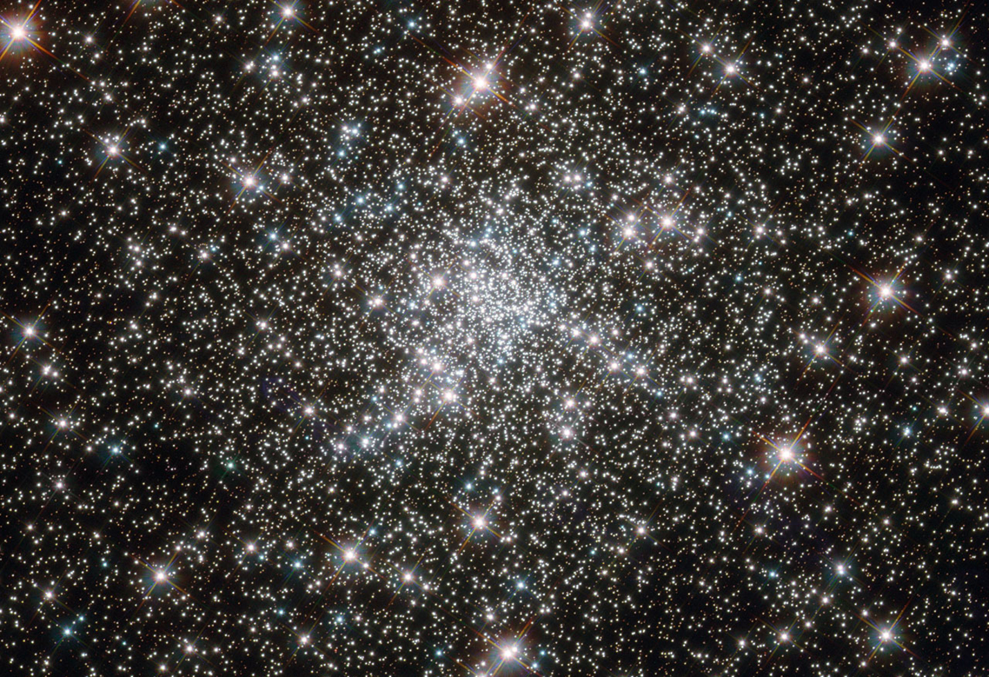 A stellar mid life crisis why do some cluster stars