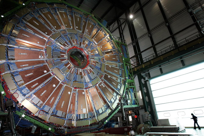 god particle machine