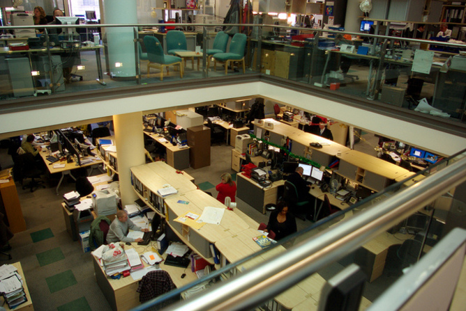 Open Plan Offices Attract Highest Levels Of Worker