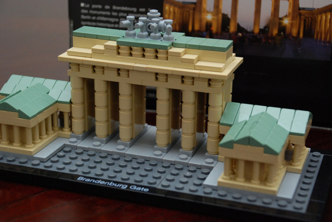 Block Party How Architecture Helped Rebuild Lego