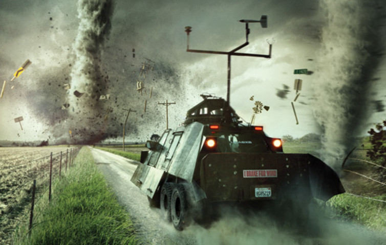 Tornado Alley 3D: an authentic storm chasing experience