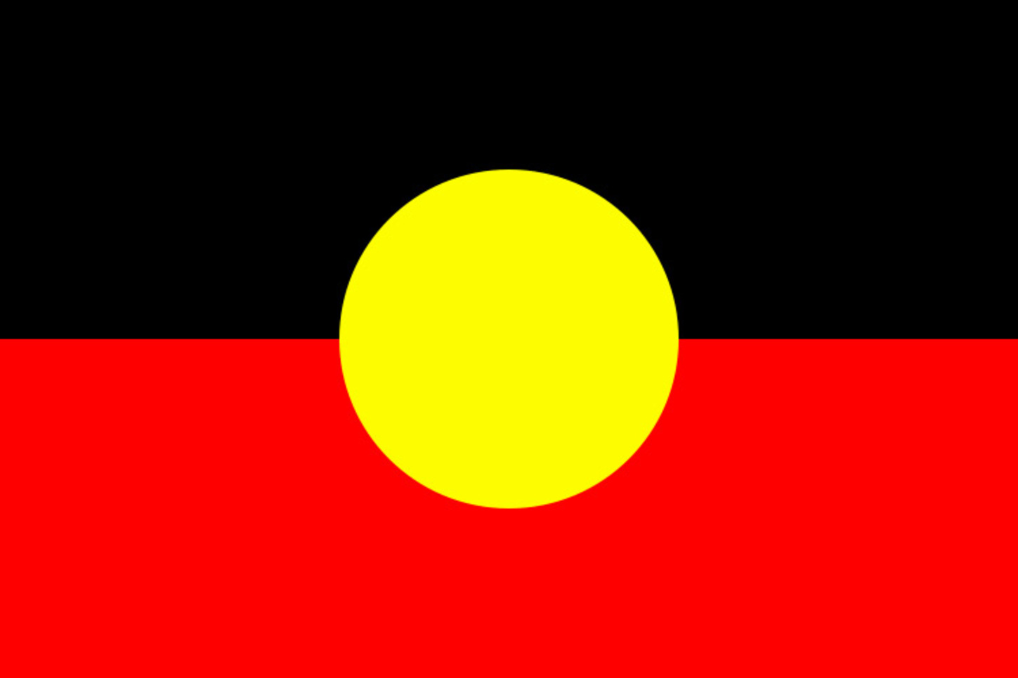 A flag speech for the unique nation of australia