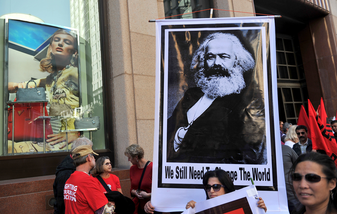 an analysis of the different classes of marx and engels Written in 1847 by karl marx and frederich engels, the communist manifesto was a brief publication that declares the arguments and platform of the communist party it was separated into a preamble .