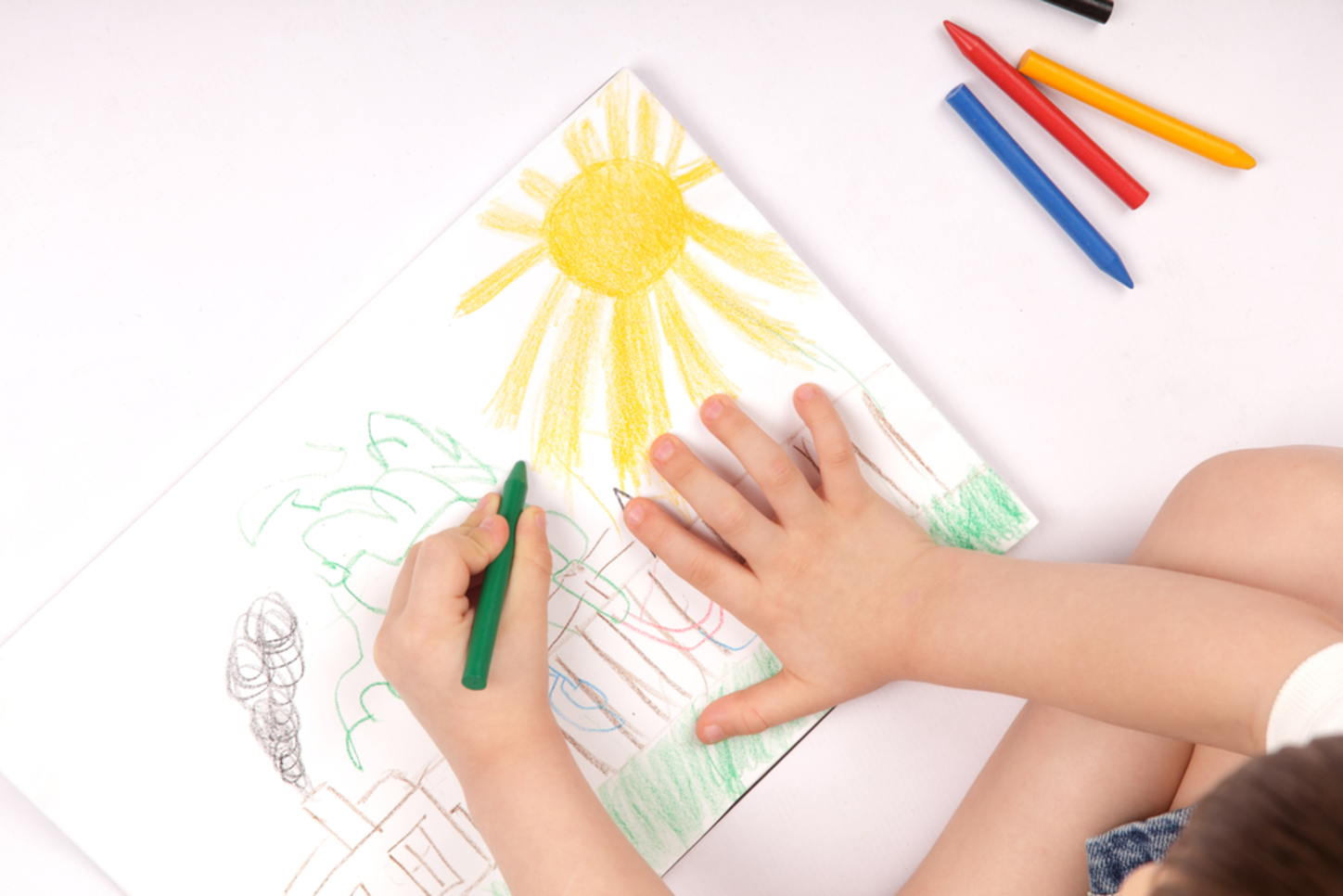 want to improve your kids writing let them draw - Kid Pictures To Draw