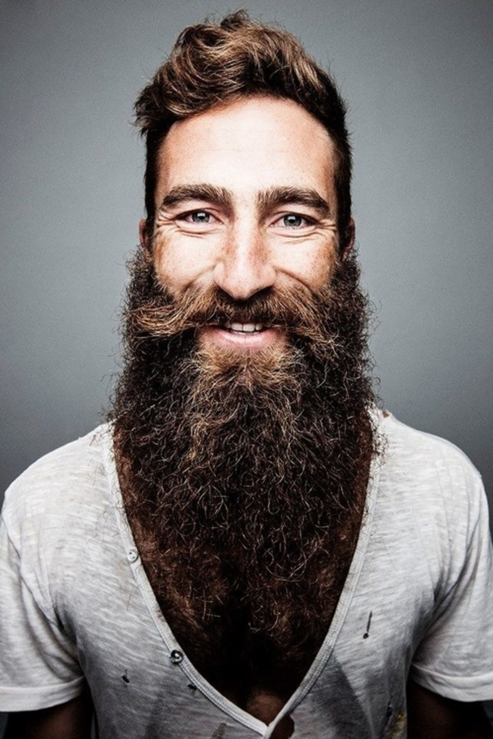 Fear not the hipster beard: it too shall pass