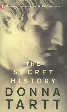 The Secret History Donna Tartt back catalogue