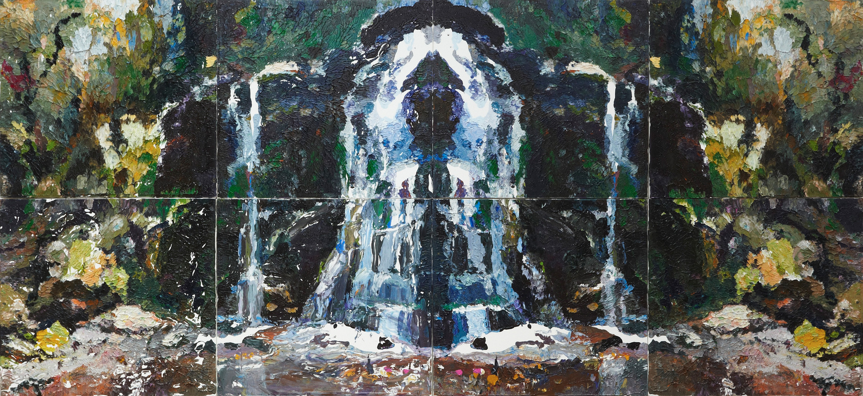 D Exhibition Melbourne : Ben quilty at the saatchi gallery things just got