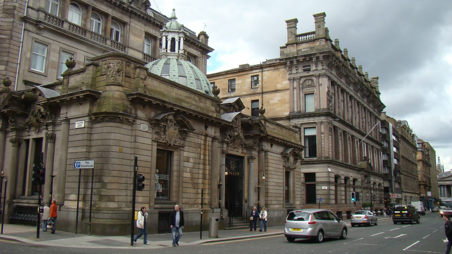 Host City Glasgow: signs of slavery and the imperial past ...